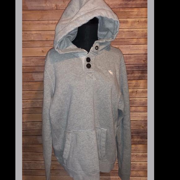 585cbb74 Abercrombie & Fitch Shirts | Abercrombie Fitch Sweatshirtxxl | Poshmark